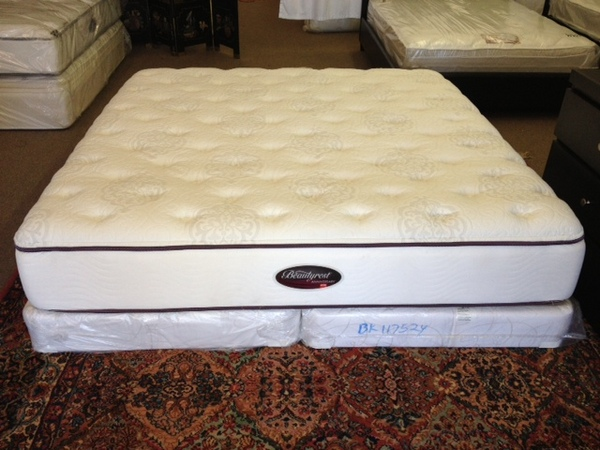 simmons beautyrest anniversary king plush mattress set - Simmons Beautyrest Mattress