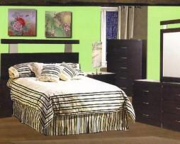 6 Piece Tokyo Bedroom Set