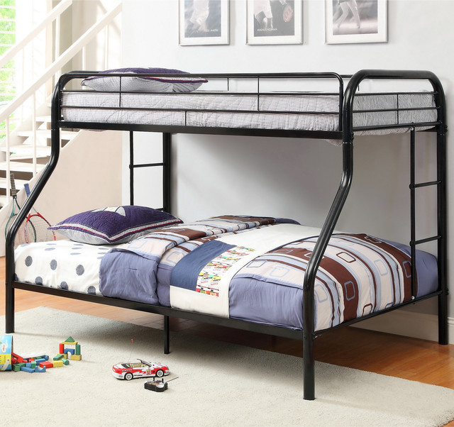 Metal Twin Full Bunk Bed With Mattresses Only 399 Call